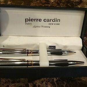 Pierre Cardin 💛  3 pc Set  pen,/pencil /cell pen